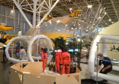 Field trip to Canada aviation and space museum2