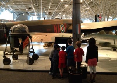 Field trip to Canada aviation and space museum3