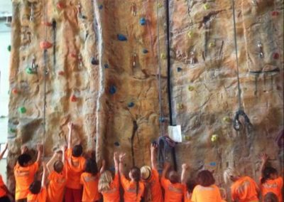 Field trip to Clip and Climb - Week 6