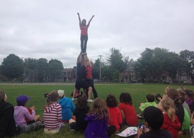 Guest speaker- Redblacks cheerleaders-3