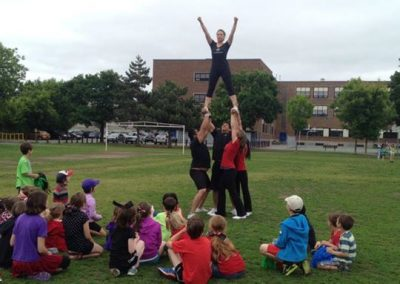 Guest speaker- Redblacks cheerleaders