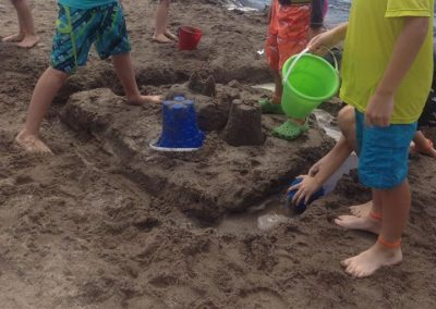 Sand Play - Westboro Beach
