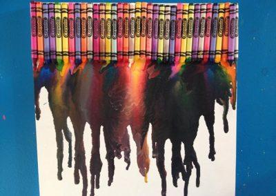 crayon-art